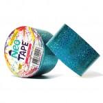 Fita Adesiva Multiuso 48mmx5m Neotape Brilho Azul 1 UN