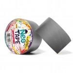 Fita Adesiva Multiuso 48mmx5m Silver Tape Prata 1 UN