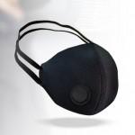 Máscara em Neoprene com Respirador 2,0 mm Preta