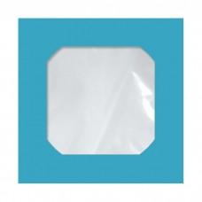 Envelope Midia Azul CMD 002 125mmx125mm 75g Cx c/250 - Scrity
