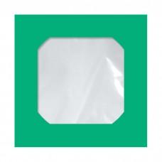 Envelope Midia Verde CMD 003 125mmx125mm 75g Cx c/250 - Scrity
