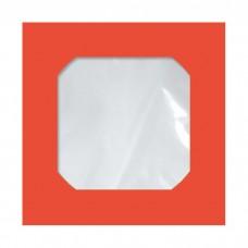 Envelope Midia Vermelho CMD 004 125mmx125mm 75g Cx c/250 - Scrity
