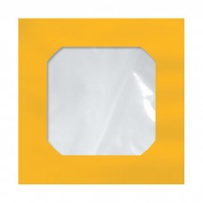Envelope Midia Laranja CMD 007 125mmx125mm 75g Cx c/250 - Scrity