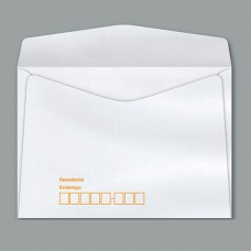 Envelope Carta Branco RPC COF 012 114mmx162mm 63g Cx c/1000 - Scrity