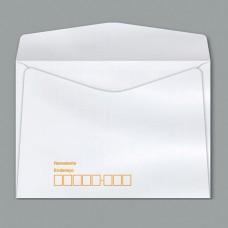 Envelope Carta Branco RPC COF 032 114mmx162mm 75g Cx c1000 - Scrity