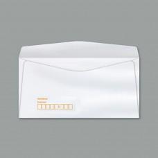 Envelope Ofício Branco RPC COF 022 114mmx229mm 63g Cx c/1000 - Scrity