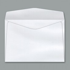 Envelope Carta Branco COF 035 114mmx162mm 90g Cx c/1000 - Scrity
