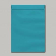 Envelope Colorido Saco Bahamas Azul Turquesa SCP325.14 176mmx250mm 80g Cx c/100 - Scrity