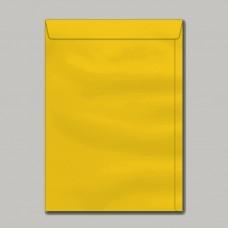 Envelope Colorido Saco Rio de Janeiro Amarelo SCP332.03 229mmx324mm 80g Cx c/100 - Scrity
