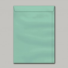 Envelope Colorido Saco Tahity Verde Claro SCP325.10 176mmx250mm 80g Cx c/100 - Scrity