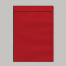 Envelope Colorido Saco Toquio Vermelho SCP325.17 176mmx250mm 80g Cx c/100 - Scrity