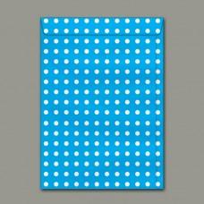 Envelope Saco para Presente Azul Medio 200mmx280mm 80g pct c/50 - Scrity