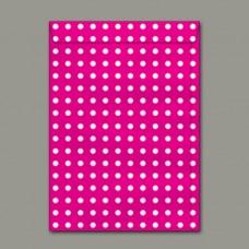 Envelope Saco para Presente Rosa Medio 200mmx280mm 80g pct c/50 - Scrity