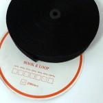 Fecho de Contato Macho e Femea 50mm X 25m - Hook and Loop 2 Rolos