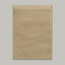 Envelope Saco Kraft Natural SKN 017 110mmx170mm 80g Cx c/250 - Scrity