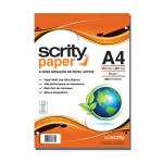 Papel Sulfite Offset FSC A4 210mmx297mm 75g 1Pct - Scrity