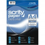 Papel Sulfite Offset A4 210mmx297mm 120g 1Pct - Scrity
