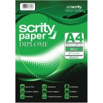 Papel Sulfite Offset A4 210mmx297mm 180g 1Pct - Scrity