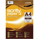 Papel Kraft Natural A4 210mmx297mm 120g 1Pct - Scrity