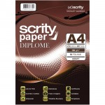 Papel Kraft Natural A4 210mmx297mm 180g 1Pct - Scrity