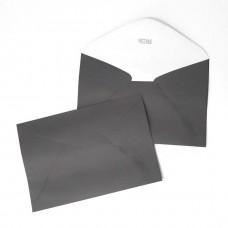 Envelope Colorido Promo Bella Arte Preto 130mmx190mm 75g Cx c/500
