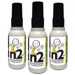 n2 - Bloqueador de Odores Sanitários (3x60ml)